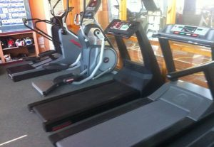 Lavers Hill Gym Equipment