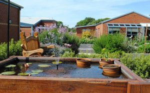 Sensory Garden for Aged Care Residents
