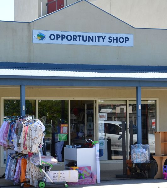 Apollo Bay Opportunity Shop